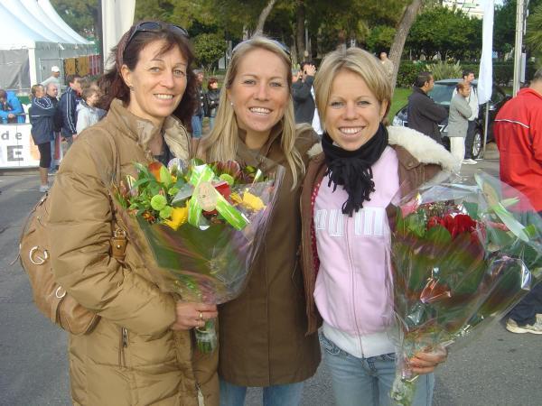Prom'Classic avec ma mère et ma soeur