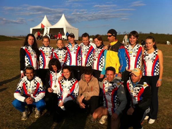 Equipe CPG Inter-régionaux cross CORSE