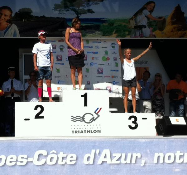 Podium EMBRUNMAN 2011