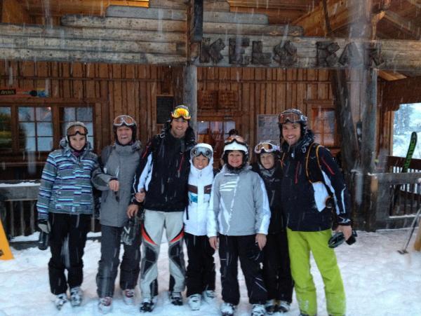 Ski en Autriche dec2011
