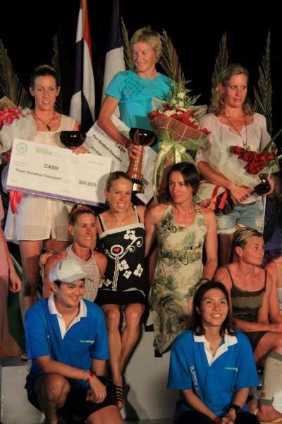 Podium Samui Triathlon 2013