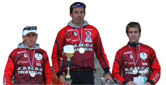 podium chpt normandie 2006