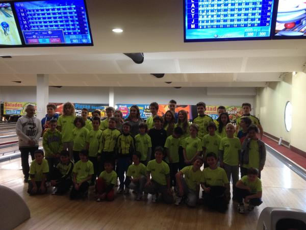 Après-Midi Bowling pour les jeunes
