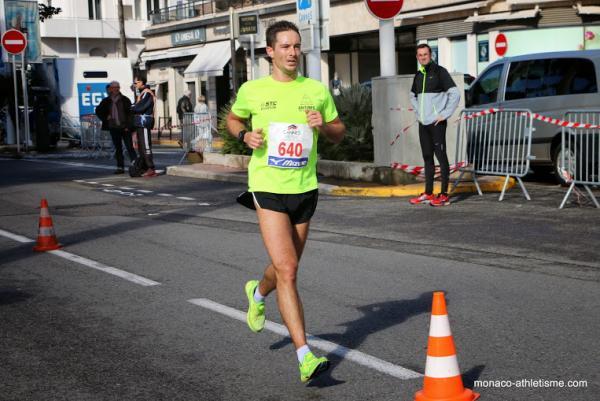 Gwenaël FOURNEL, sur le Semi-Marathon