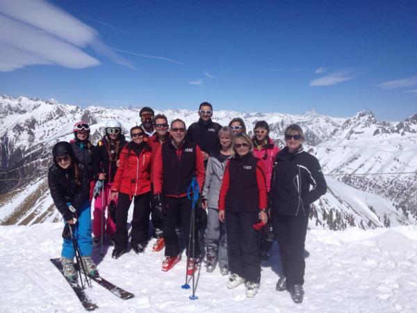 Les Bronzés au Ski