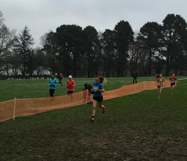 Championnats de France Cross UNSS 2016