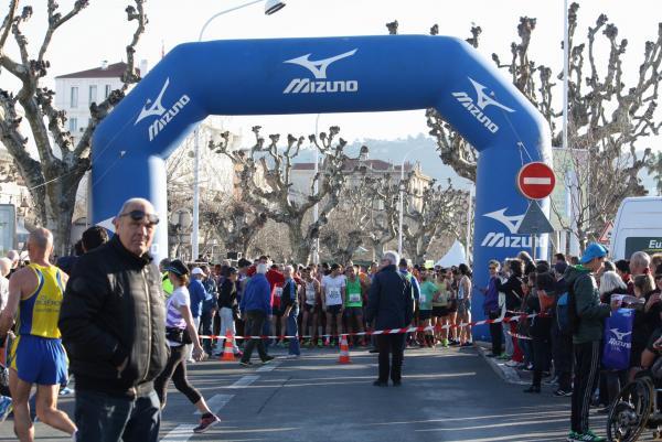 10 Km / Semi-Marathon Cannes 2016