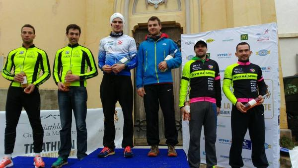 Podium Bike&Run S Lorgues 2016