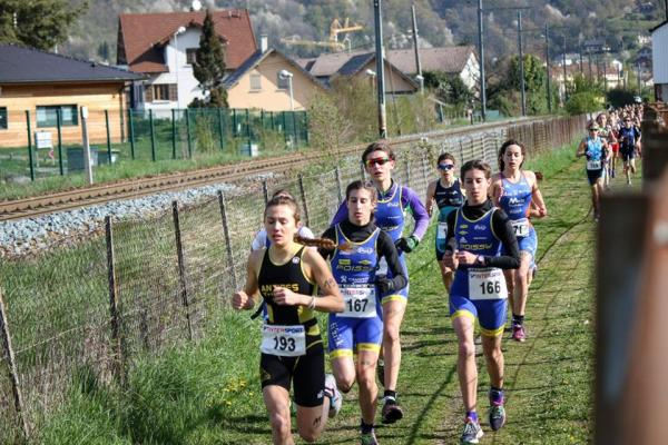 Championnats de France Duathlon Jeunes 2016