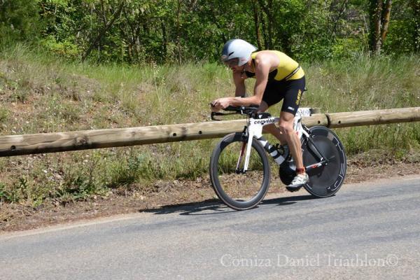 Triathlon de Vins sur Caramy 2016 - Guillaume LEHNERT
