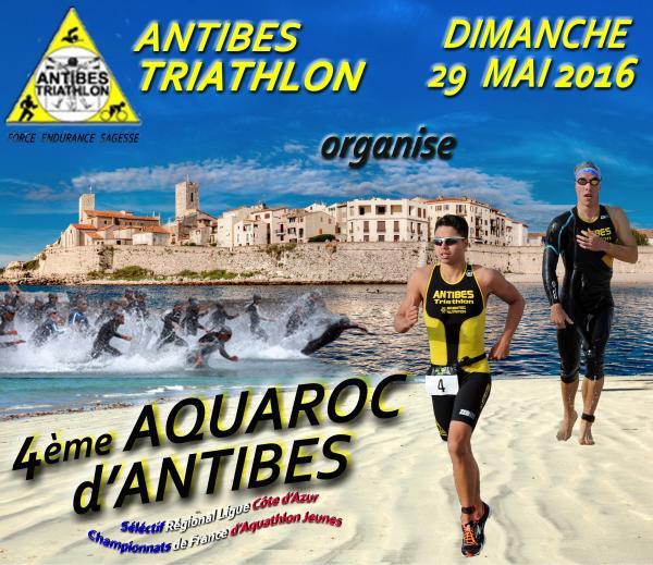 Affiche AquaRoc 2016