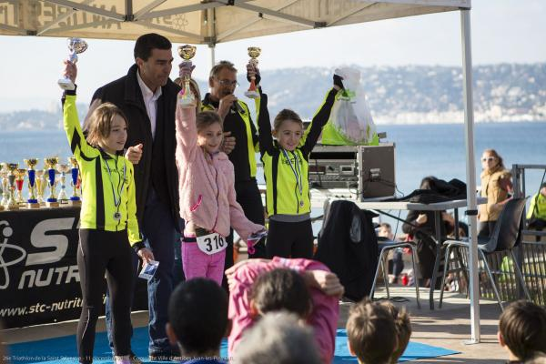 Podium Duathlon Poussins - Mini Poussins