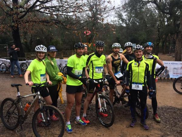 Bike & Run de Mougins 2017