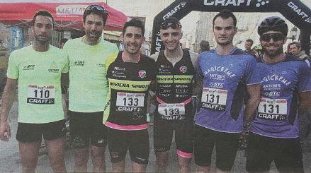 Bike & Run de Biot 2017