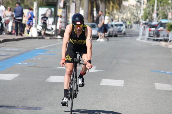 Triathlon International de Cannes 2017 - Adrien BARRAZ