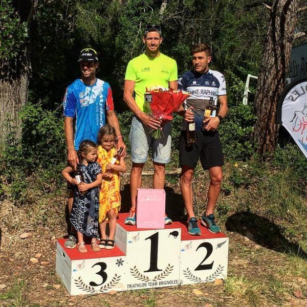 Triathlon S Vins sur Caramy 2017 - Alexandre RICART