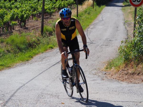 Triathlon L d'Hyères 2017 - Alban RIMMERMANN
