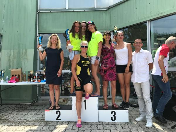 Triathlon Draguignan 2018