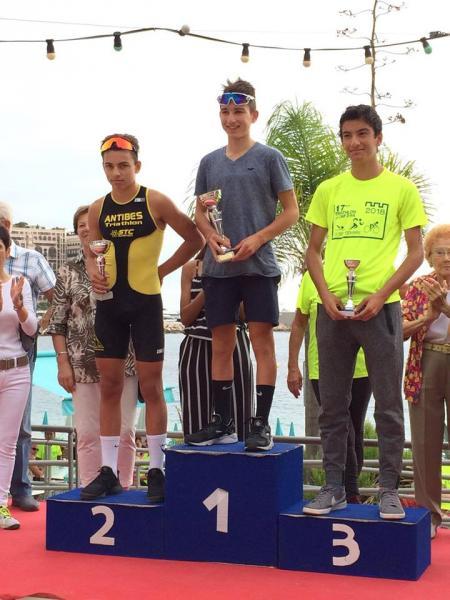 Triathlon Cap d'Ail 2018