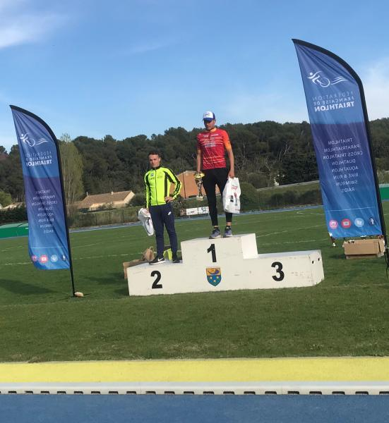 Duathlon d'Orange 2019