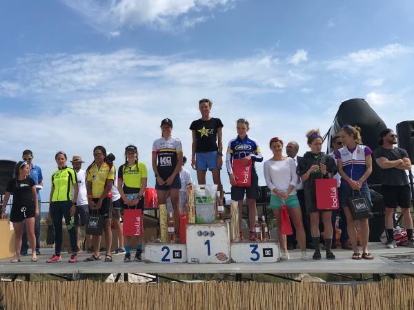 Podium Triathlon L Hyèeres 2019