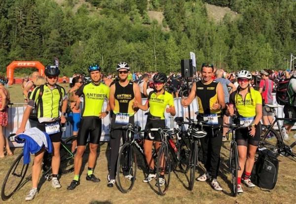 Triathlon Alpe d'Huez 2019