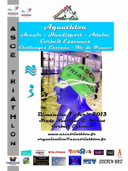 Aquathlon Corbeil 13