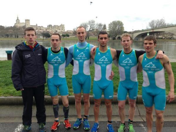 Equipe D2 2013 Avignon