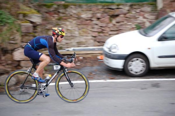 duathlon de rodez vélo