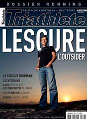 couverture triathlète 02/2011