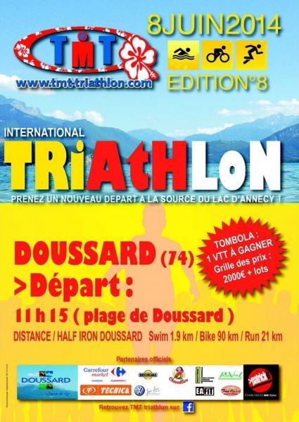 Triathlon de DOUSSARD