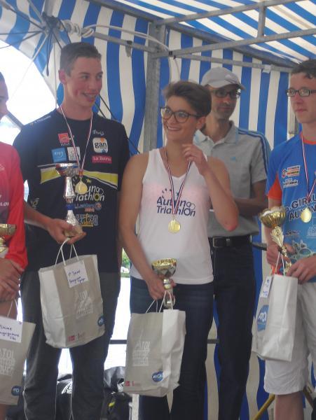 Nos 2 champions de BOURGOGNE !!!