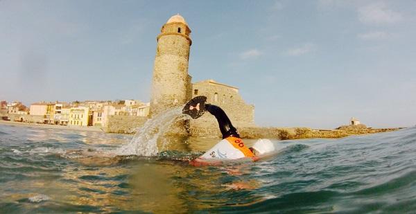 Swimrun à Argeles...
