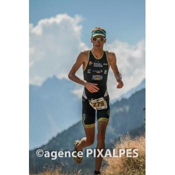 Corentin dans les alpages