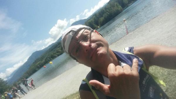 Will au Lac de Carouge