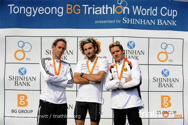 podium Tongyeong