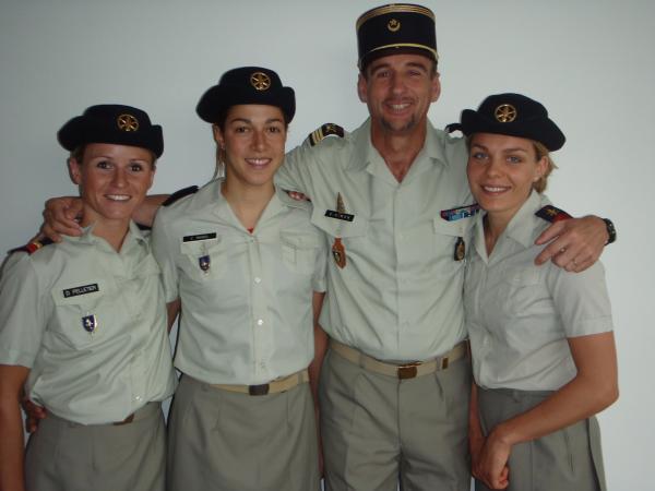 filles militaires