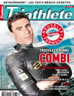 Sudre couv triathlete