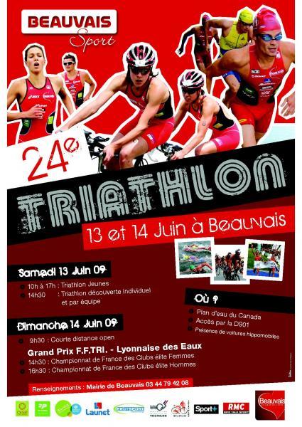Affiche GP 2009