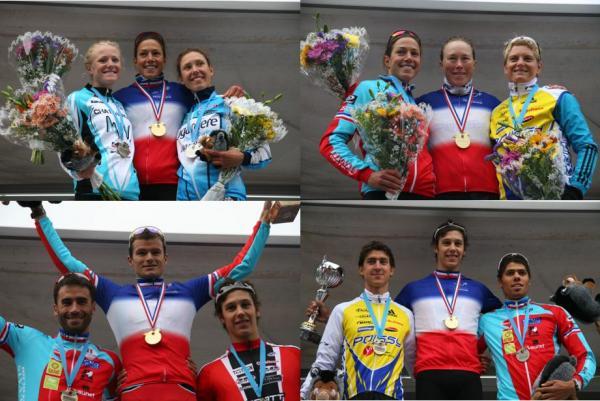 podiums charleville 2010