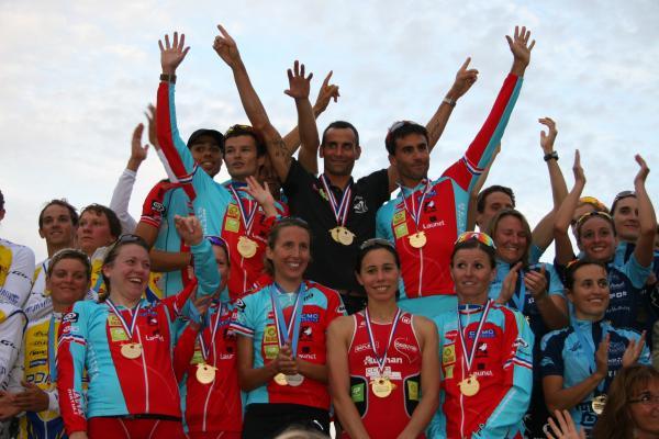 podium cup 2010