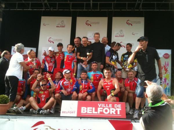 podium belfort