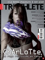 Charlotte couv triathlete