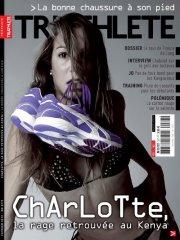 Charlotte couv triathlete