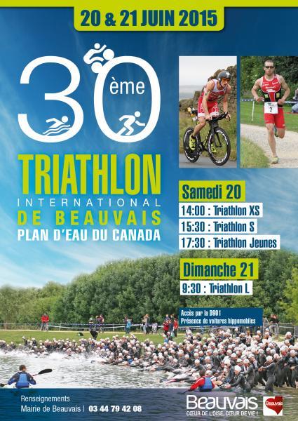 (60) Triathlon de Beauvais 20 et 21 juin 2015...La 30ème ! 14169069810
