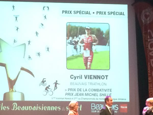 Cyril Etoiles bvs sport