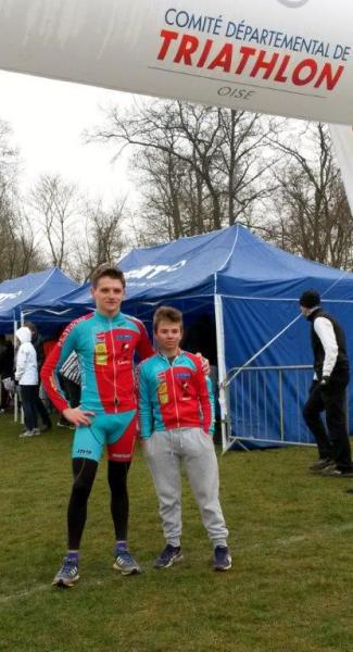 cross duathlon compiègne