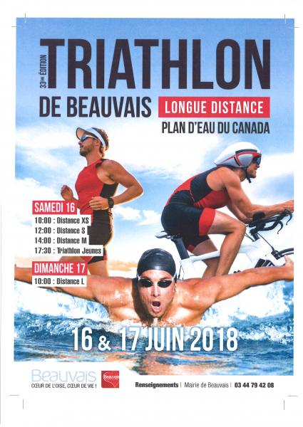 triathlon beauvais