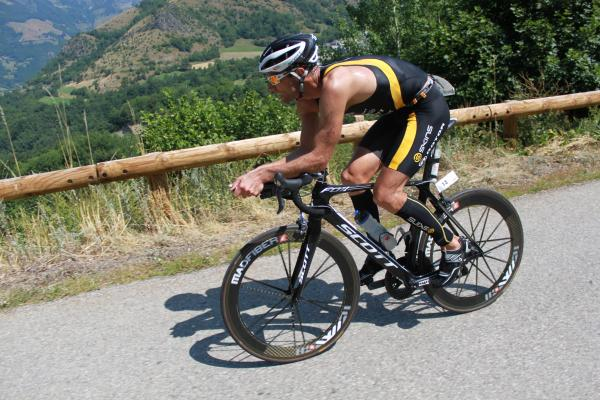 bike Alpe 2012