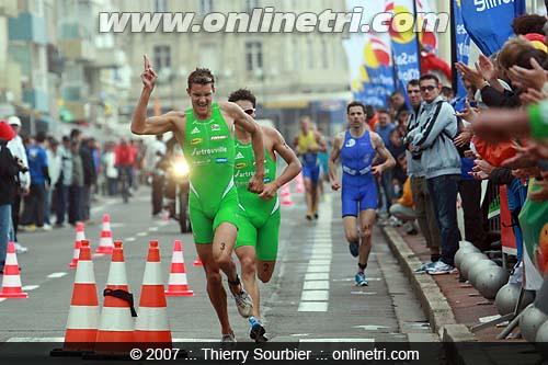 GP Triathlon Masculin Sables d'Olonne